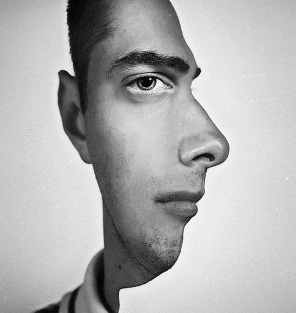 """Résultat de recherche d'images pour """"optical illusion face"""""""