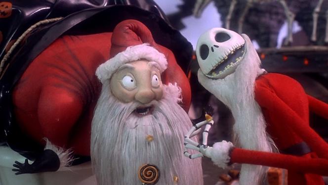 """Résultat de recherche d'images pour """"christmas tim burton"""""""