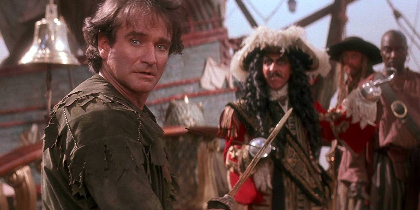 Hook: Why Steven Spielberg Doesn't Like It (But Audiences Do ...
