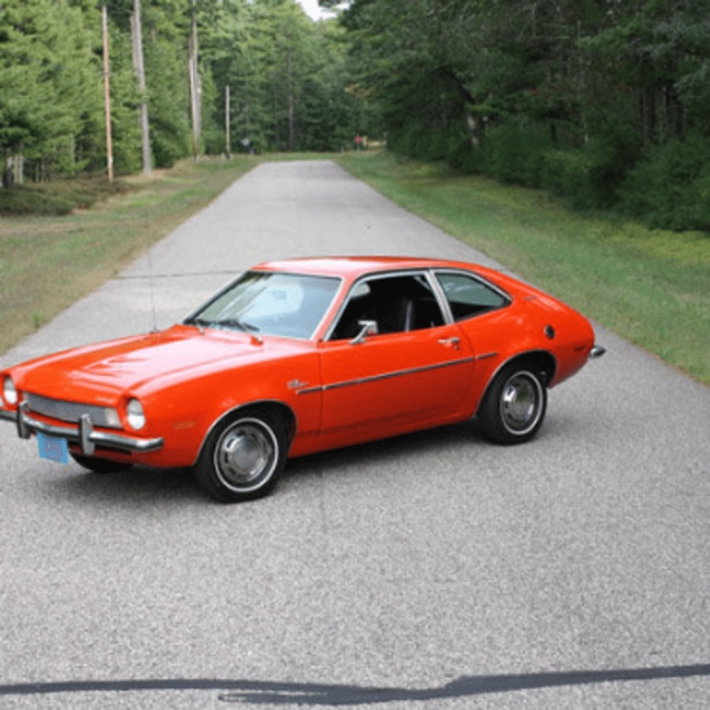 Car of the Week: 1972 Ford Pinto - Old Cars Weekly