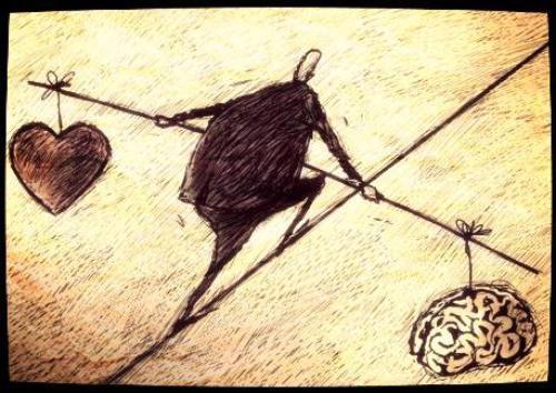 Le coeur a ses raisons que la raison ignore.. Pascal - ~ Il était une fois...