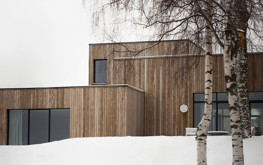 neocribs: Modern Danish House | The Gjøvik House | Copenhagen | Denmark | Norm Architects