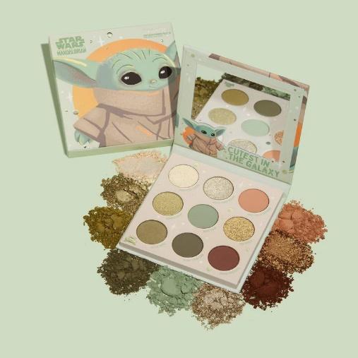 Star Wars™ The Mandalorian The Child™ Eyeshadow Palette | ColourPop